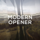 Modern Opener - Slideshow II - VideoHive Item for Sale