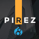 PIREZ - Blogging Drupal 8.8 Theme