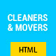 Max Cleaners & Movers - HTML Template - ThemeForest Item for Sale