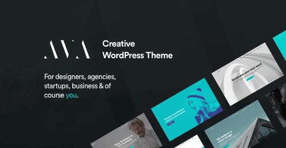 AVA | Agency Theme