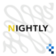 Nightly | Mobile WordPress Theme (33 different styles)
