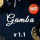 Gamba - Food & Restaurant WordPress Theme - ThemeForest Item for Sale