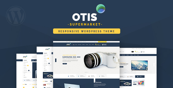 Otis - Multipurpose WooCommerce WordPress Theme