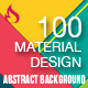 Material design abstract background - GraphicRiver Item for Sale