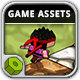 Cube Ninja - Game Assets - GraphicRiver Item for Sale