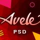 Avele   A Multipurpose PSD Template - ThemeForest Item for Sale