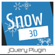 Snow 3D - Christmas jQuery Plugin - CodeCanyon Item for Sale