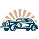 Retro Car Logo - GraphicRiver Item for Sale