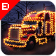 Christmas Lights Photoshop Action - GraphicRiver Item for Sale
