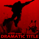 Dirty Dramatic Title - VideoHive Item for Sale