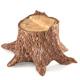 Pine stump - 3DOcean Item for Sale