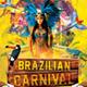 Brazilian Carnival Flyer Template - GraphicRiver Item for Sale