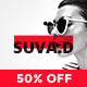 SUVAD - Personal Blog WP Theme - ThemeForest Item for Sale