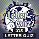 Letter Photo Quiz With CMS & Ads - iOS [ 2020 Edition ] - CodeCanyon Item for Sale