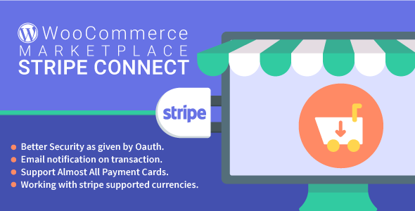 Multi Vendor Stripe Plugin for WooCommerce Cracked Codecanyon (4 26