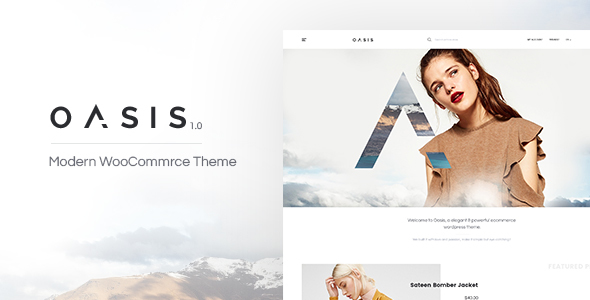 Review: Oasis - Modern WooCommerce Theme free download Review: Oasis - Modern WooCommerce Theme nulled Review: Oasis - Modern WooCommerce Theme