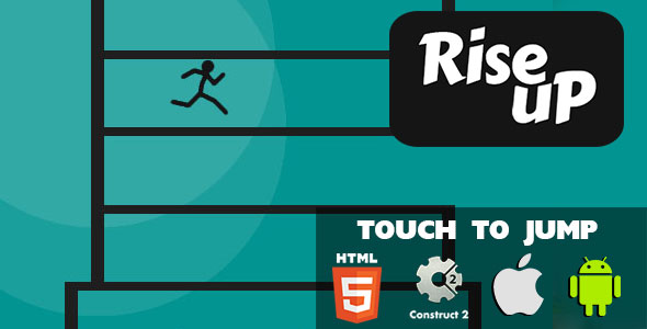 Rise Up - HTML5 Game (CAPX)