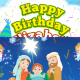 Christmas, New Year & Happy Birthday Wishes - VideoHive Item for Sale