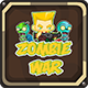 Zombie War Complete game + Buildbox 2 file - CodeCanyon Item for Sale