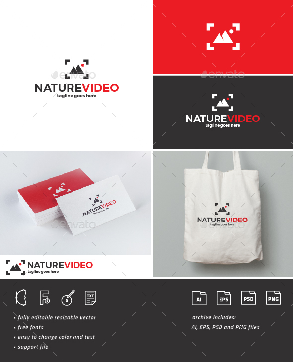 Nature Video Logo