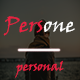 Persone - OnePage Responsive Personal Template - ThemeForest Item for Sale