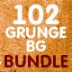 102 Modern Grunge Backgrounds - Bundle - GraphicRiver Item for Sale