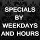 Specials by weekdays and hours (OC 1.5x - 2.x) - CodeCanyon Item for Sale