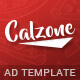 Calzone - Restaurant HTML5 Ad Template - CodeCanyon Item for Sale