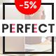 Perfect - Multi Purpose Retina Prestashop Theme - ThemeForest Item for Sale