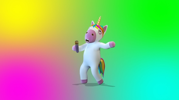 Unicorn Sings