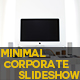 Minimal Corporate Slideshow - VideoHive Item for Sale