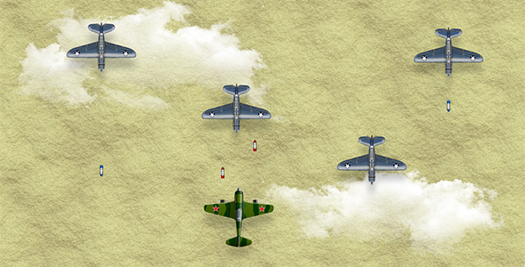 Air Hunter with AdMob and Leaderboard Download