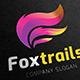 Fox Trails - GraphicRiver Item for Sale