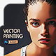Vector Painting Photoshop Action - GraphicRiver Item for Sale
