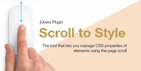 Scroll Plugins, Code & Scripts from CodeCanyon