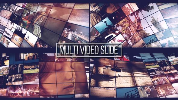 Multi Video Slideshow