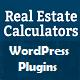 Real Estate Calculators - Wordpress Plugin - CodeCanyon Item for Sale