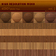 High Resolution Wood Textures Vol. 2 - 3DOcean Item for Sale