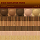 High Resolution Wood Textures Vol. 5 - 3DOcean Item for Sale