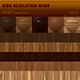 High Resolution Wood Textures Vol. 6 - 3DOcean Item for Sale