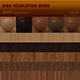 High Resolution Wood Textures Vol. 8 - 3DOcean Item for Sale