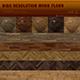 High Resolution Wood Floor Textures Vol. 2 - 3DOcean Item for Sale