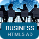 Business | HTML5 Animated Google Banner - CodeCanyon Item for Sale