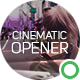 Cinematic Opener Slideshow - VideoHive Item for Sale