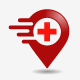 Medical Point Logo Template - GraphicRiver Item for Sale