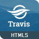 Travis Travel Listing HTML5 Template - ThemeForest Item for Sale