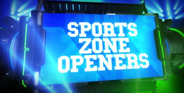 Sports Zone Openers