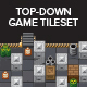 Top-Down Game Tileset - GraphicRiver Item for Sale