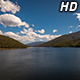 Clouds over Lake Dam 2 - VideoHive Item for Sale