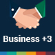 Business 3+ PowerPoint Presentation Template - GraphicRiver Item for Sale
